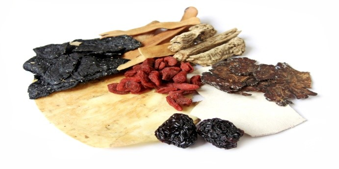 צמחי מרפא ברפואה הסינית